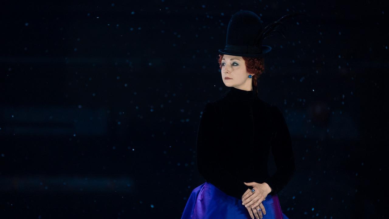 Зимняя сказка / Паулина, жена Антигона