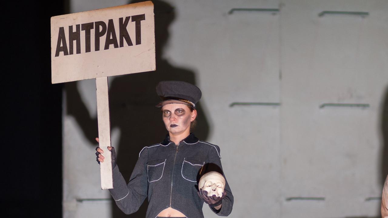 Лёнька Пантелеев. Мюзикл / Чёрный Капитан