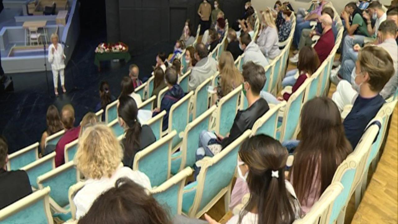 Состоялся сбор коллектива театра после летнего отпуска!